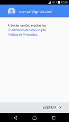 Sony Xperia X - E-mail - Configurar Gmail - Paso 14