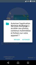 Sony Xperia XZ Premium - E-mails - Ajouter ou modifier votre compte Outlook - Étape 11