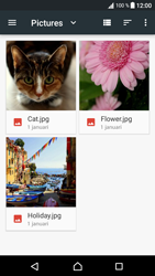 Sony G3121 Xperia XA1 - E-mail - Bericht met attachment versturen - Stap 15