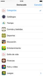 Apple iPhone 6s iOS 9 - Aplicaciones - Descargar aplicaciones - Paso 4