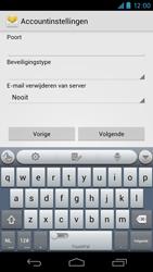 ZTE V9800 Grand Era LTE - E-mail - Handmatig instellen - Stap 11
