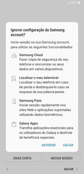 Samsung Galaxy Note9 - Primeiros passos - Como ligar o telemóvel pela primeira vez -  18