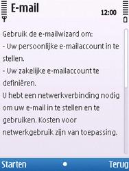 Nokia C5-00 - E-mail - Handmatig instellen - Stap 7