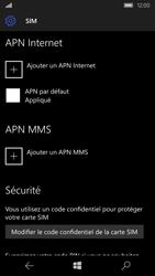 Microsoft Lumia 550 - Premiers pas - Configurer l