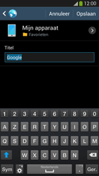 Samsung I9505 Galaxy S IV LTE - Internet - Internetten - Stap 7