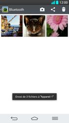 LG G2 - Photos, vidéos, musique - Envoyer une photo via Bluetooth - Étape 11