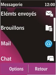 Nokia C2-03 - E-mail - Configuration manuelle - Étape 4