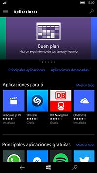 Microsoft Lumia 950 XL - Aplicaciones - Descargar aplicaciones - Paso 6