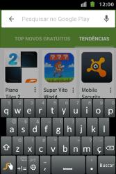 Huawei U8667 - Aplicativos - Como baixar aplicativos - Etapa 14