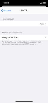 Apple iphone-x-met-ios-13-model-a1901 - E-mail - Instellingen KPNMail controleren - Stap 19
