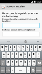 Huawei Ascend Y530 - E-mail - Account instellen (IMAP zonder SMTP-verificatie) - Stap 19