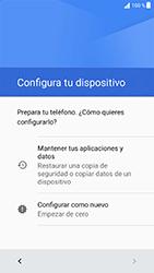 Sony Xperia XZ - Android Nougat - Primeros pasos - Activar el equipo - Paso 7