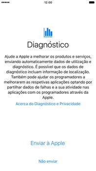 Apple iPhone 6s Plus - Primeiros passos - Como ligar o telemóvel pela primeira vez -  24