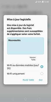 LG V30 - Appareil - Mise à jour logicielle - Étape 10