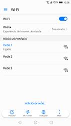 Huawei P10 Lite - Wi-Fi - Como ligar a uma rede Wi-Fi -  7