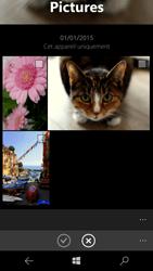 Microsoft Lumia 550 - Contact, Appels, SMS/MMS - Envoyer un MMS - Étape 13