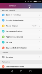 Huawei Y5 II Dual Sim - Applications - Supprimer une application - Étape 3