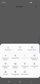 Samsung Galaxy S10 - Internet (APN) - Como configurar a internet do seu aparelho (APN Nextel) - Etapa 23