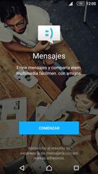Sony Xperia Z5 Compact - Mensajería - Escribir y enviar un mensaje multimedia - Paso 4