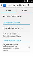 Huawei Y625 - Internet - handmatig instellen - Stap 6