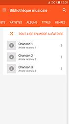 Samsung Galaxy A5 (2017) (A520) - Photos, vidéos, musique - Ecouter de la musique - Étape 8