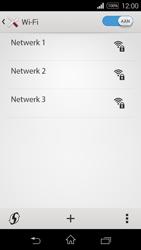Sony Xperia E3 - Wifi - handmatig instellen - Stap 5