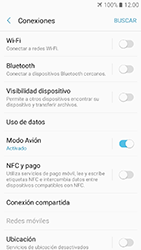Samsung Galaxy A3 (2017) (A320) - Funciones básicas - Activar o desactivar el modo avión - Paso 6