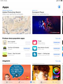 Apple ipad-air-10-5-inch-2019-model-a2123 - Applicaties - Downloaden - Stap 6