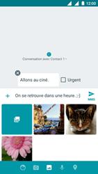 Nokia 3 - MMS - envoi d'images - Étape 16