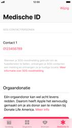 Apple iPhone 8 (Model A1905) - Beveiliging en ouderlijk toezicht - SOS-noodmelding gebruiken op je iPhone - Stap 16