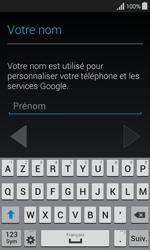 Samsung Galaxy Ace 4 - Premiers pas - Créer un compte - Étape 11