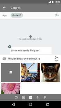 Nokia 6.1 - MMS - hoe te versturen - Stap 11
