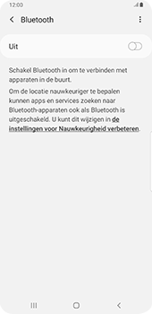 Samsung galaxy-note-9-sm-n960f-android-pie - Bluetooth - Headset, carkit verbinding - Stap 6