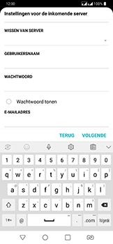 LG g7-fit-dual-sim-lm-q850emw - E-mail - Account instellen (POP3 zonder SMTP-verificatie) - Stap 14