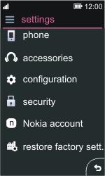 Nokia Asha 311 - MMS - Manual configuration - Step 3