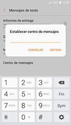 Samsung Galaxy A5 (2017) (A520) - Mensajería - Configurar el equipo para mensajes de texto - Paso 9