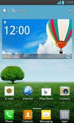 LG E975 Optimus G - Bluetooth - Pair with another device - Step 10