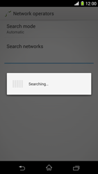 Sony C6903 Xperia Z1 - Network - Usage across the border - Step 7