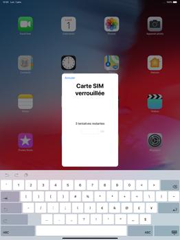 Apple iPad Pro 12.9 (2018) - Internet - Configuration manuelle - Étape 14