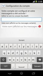 Sony Xpéria Z1 - E-mails - Ajouter ou modifier un compte e-mail - Étape 18