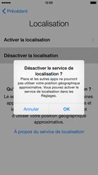 Apple iPhone 6 iOS 8 - Premiers pas - Créer un compte - Étape 11