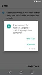 LG X Screen - E-mail - Handmatig instellen - Stap 19