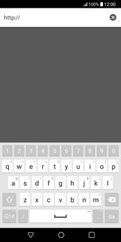 LG V30 (LG-H930) - Internet - Hoe te internetten - Stap 5