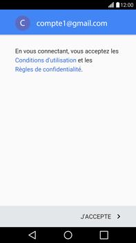 LG G4 - E-mails - Ajouter ou modifier votre compte Gmail - Étape 14