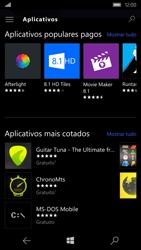 Microsoft Lumia 550 - Aplicativos - Como baixar aplicativos - Etapa 8