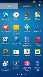 Samsung C105 Galaxy S IV Zoom LTE - Internet - hoe te internetten - Stap 2