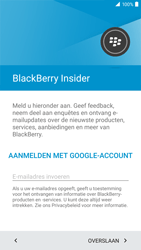 BlackBerry DTEK 50 - Toestel - Toestel activeren - Stap 33