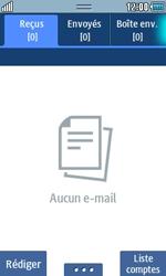 Samsung S5250 Wave 525 - E-mail - envoyer un e-mail - Étape 3