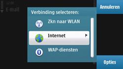 Nokia N97 - E-mail - Handmatig instellen - Stap 10
