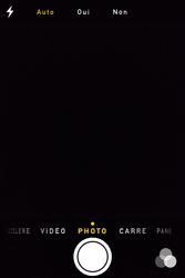 Apple iPhone 4S (iOS 8) - Photos, vidéos, musique - Prendre une photo - Étape 4